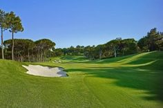 Golf Course Quinta do Lago North in Algarve, Portugal - From Golf Escapes