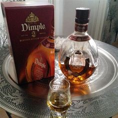 WhiskyPost: Dimple 15, 40% (blended) #whisky #blended #Scotland #blogpost #Dimple