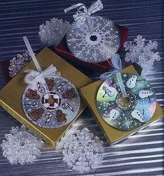 Come decorare la casa per Natale senza danneggiare l'ambiente: addobbi con i CD