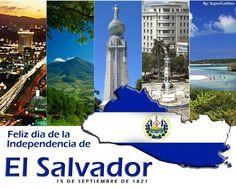 PROUD TO BE SALVADORIAN!!!