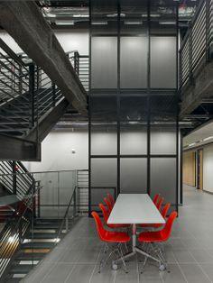 Commerical Office Interior Design   Designed by Replinger Hossner Osolin Architects