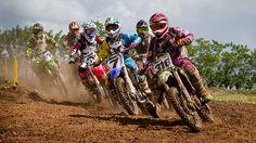 Pilotos norteamericanos participarán Campeonato Nacional de Motocross