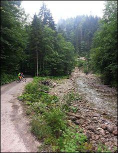 Mountain Biken für Anfänger: die Hirschberg Runde - Gipfelglück Bad Wiessee, Berg, Country Roads, Circuit