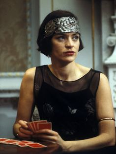 Diana Quick as Lady Julia Flyte in 'Brideshead Revisited' original TV series 1981