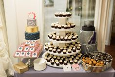 Annual Bubbly Soiree || Moore and Co Events || Be More Inspired Studio || Alysia and Jayson Photography || La Cakerie