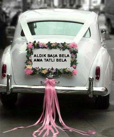 Wooden Just Married Wedding Car Decoration Sign, Wedding Photo Prop , White Desi Wedding Decor, Wedding Car Decorations, Just Married Car, Bridal Car, Wedding Photo Props, Wedding Designs, Dream Wedding, Wedding Cars, Diy Wedding