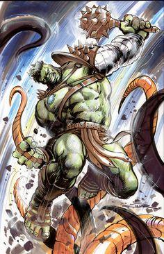 Planet Hulk by Cinar.deviantart.com on @deviantART
