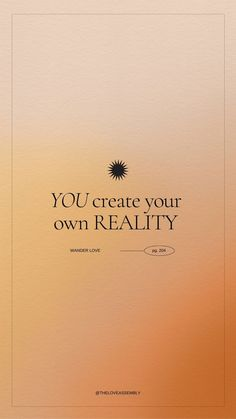 Faith Quotes, Words Quotes, Life Quotes, Dear Self, Self Love, Kind Reminder, Create Your Own Reality, Good Energy, Some Words