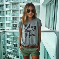 Material: Cotton,Polyester Fabric Type: Broadcloth Sleeve Length: Short Item Type: Tops Tops Type: Tees Gender: Women