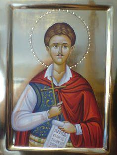 Πνευματικοί Λόγοι: Ὁ Ἅγιος Γεώργιος ὁ Νεομάρτυρας ἐξ Ἀτταλείας