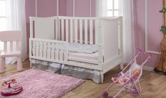 The Treviso Toddler Bed