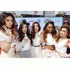 Fifth Harmony at the Radio Disney Music Awards
