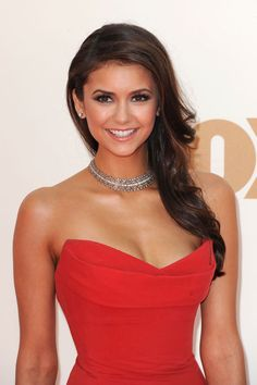 Nina Dobrev - She is so stunning. No wonder she is dating one of the most beautiful men alive.
