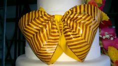 Corbata de Charro de fondant      Diseño Dolci - México