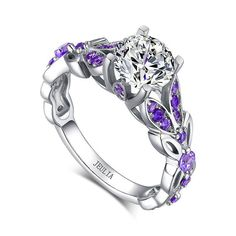 I found this beautiful item - Butterfly Round Cut Sterling Silver Ring from Jeulia.com, they offer premium quality jewelry at affordable price. Like it?