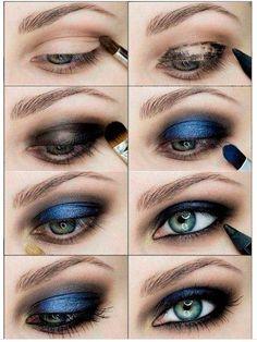 33 trendy makeup tutorial for brown eyes black eyeshadows What is Makeup ? What is Makeup ? Black Eyeshadow Tutorial, Brown Eyeshadow, Glitter Eyeshadow, Eyeshadow Makeup, Brown Makeup, Makeup For Green Eyes, Red Glitter, Glitter Party, Quotes Glitter