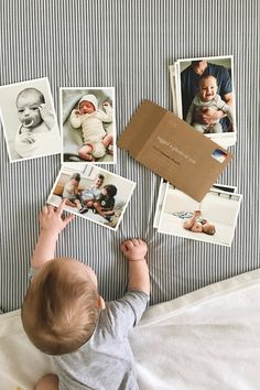 The everyday is share-worthy.   Case in point: @erinmayholmes. (We're swooning over how you've captured your little one!). Create an Everyday Print Set from @artifactuprsng in the next week, and you'll receive a pre-paid envelope to send prints in.
