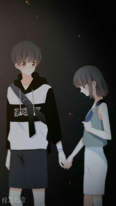 Love Never Fails Manga Cute Chibi Couple, Cute Couple Art, Anime Love Couple, Manga Couple, Anime Couples Drawings, Anime Couples Manga, Cute Anime Couples, Manga Romance, Bts Art