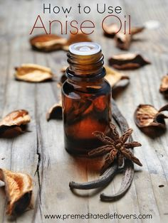 How to Use Anise Oil- Do you enjoy the sweet and distinct flavor of anise in desserts and beverages? If so, check out these beneficial uses for anise oil.
