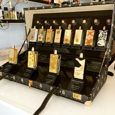 A fun way to explore MEMO Paris at Scent Bar! #french #perfume #luckyscent