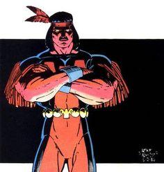Thunderbird (John Proudstar)