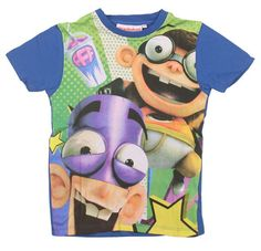 Camiseta Fanboy y Chum Chum