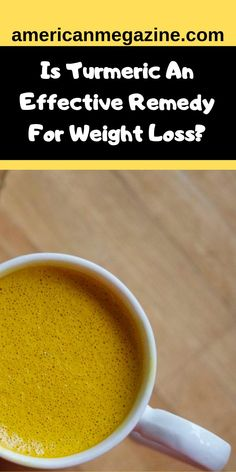 Is Turmeric An Effective Remedy For Weight Loss? Is Turmeric An Effective Remedy For Weight Loss? Best Weight Loss Pills, Weight Loss Detox, Lose Weight, Fat Burning Detox Drinks, Fat Burning Foods, Healthy Detox, Healthy Drinks, Diet Drinks, Benefits Of Eating Avocado