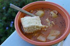 Bahamian Conch Stew