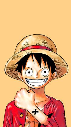 Monkey D. Luffy Anime Echii, Anime One, One Piece Anime, One Piece Film, Mugiwara No Luffy, Chibi Marvel, Monkey D Luffy, One Piece Luffy, Zoro
