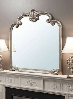 Buy online the elegant trendsetting Palazzo Mirror Silver Gallery Direct from the Gallery Home collection at Maison Living. Arch Mirror, Mirror Wall Art, French Nursery, Silver Vanity, Home Decor Mirrors, Empty Wall, Nursery Inspiration, Home Collections, Palazzo