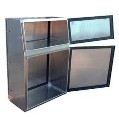Electrical Cabinet, Sheet Metal Work, Truck Tool Box, Sheet Metal Fabrication, Floor Drains, Metal Welding, Metal Panels, Metal Projects, Machine Design