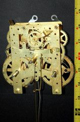 New Haven Repair / Rebuild Service For New Haven Banjo Time And Strike Clock Movement Old Clocks, Antique Clocks, Clock Repair, Clock Shop, Clock Movements, Homemade Tools, Banjo, Room Decor, Antiques