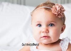 fascia capelli neonata - Cerca con Google