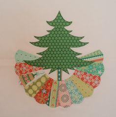 tree and tree skirt