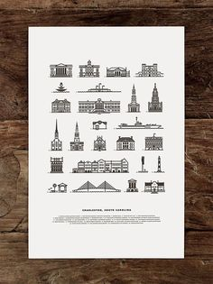 Image result for charleston skyline drawing