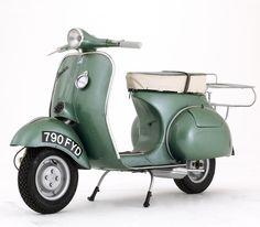 '59 douglas Vespa- classic!