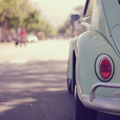 ....VW's make me smile...