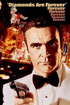 My favorite James Bond movie - with Jill St. James in Las Vegas
