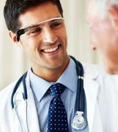 Google Glass in Healthcare: The Future is Going to Be Amazing! Dr. Rafael Grossmann