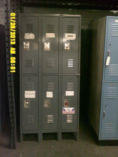 Used Edsal Half Door Lockers Lockers For Sale, Used Lockers, Door Locker, Half Doors, Personal Storage, Locker Storage