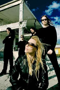 1000 images about arch enemy on pinterest angela gossow enemies and arches - Arch enemy diva satanica ...