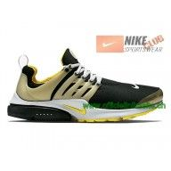 outlet store ef1e7 17981 Nike Air Presto Chaussures Nike Pas Cher Pour Homme NoirJaune 789870-001