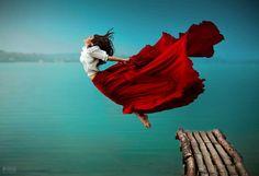 Conceptual and Dreamlike Portrait Photography by Svetlana Belyaeva #inspiration #photography