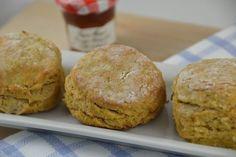 Maple Pumpkin Biscuits