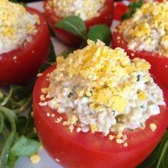 Recette - Tomates farcies crues | 750g
