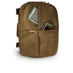 plecak + torba + wyrazisty styl casual w jednym