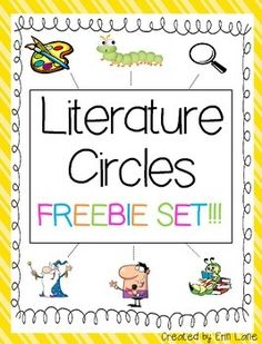 """FREE! Use these activities with any text! My students LOVE the """"Lit. Messages!"""""""