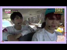 (ENG) 150701 BTS ShowChamp backstage