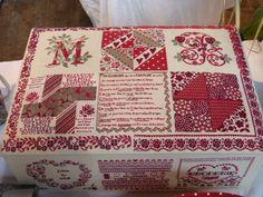 La belle boite rouge