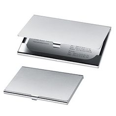 Visitenkartenetui, Metall matt Cool Business Cards, Business Card Holders, Computer Mouse, Cases, Eye, Metal, Pc Mouse, Mice, Business Card Displays